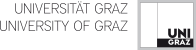 Logo University of Graz